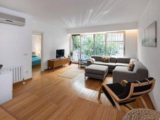 85 sqm One Bedroom Apartment