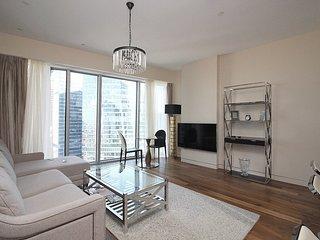 Apartment 5105 in MoscowCity 51 Floor (51 этаж 2 комнаты 1 спальня МоскваСити)