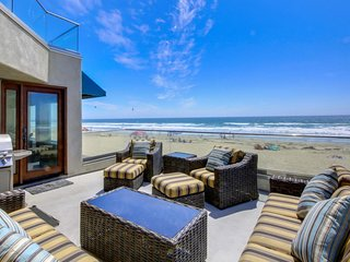 Bluewater Ocean Front Two - Mission Beach Vacation Rental