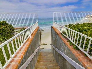 Playa Vista - Beach Front La Jolla Vacation Rental
