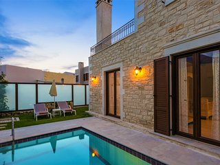 Sumptuous stone villa with panoramic views - Villa Sokaki