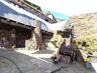 casa rural Stella Tetra en Gio,apt3, parque histórico del Navia - Asturias