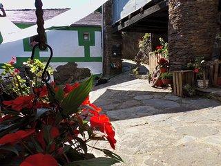 casa rural Stella Tetra en Gio,apt2, parque historico del Navia - Asturias