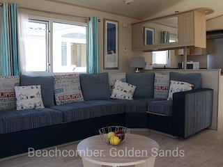 Beachcomber Luxury Caravan - Golden Sands Rhyl