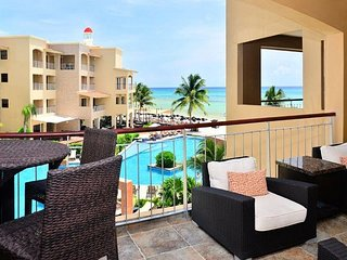 Gorgeous beachfront condo; 2-bdrm. 2-bath (EFR304)