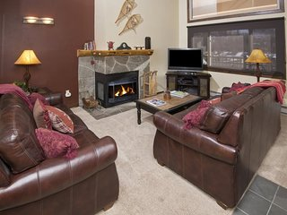 Enjoy this 3 bedroom vacation condo only 125 yards to the Gondola Ski Lift in Li