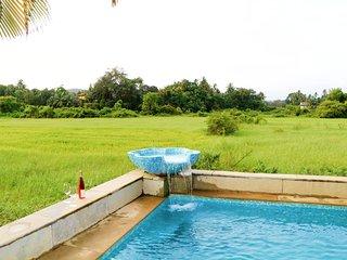 PEACOCKS' CROWN 5BHK Baga Luxury Villa With Private Pool