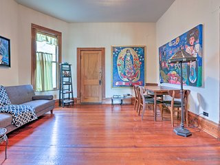 NEW! Charming Art Home Near Downtown San Antonio