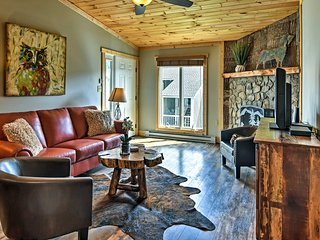 NEW! Blowing Rock Condo W/in Minutes of Town&Mtns!