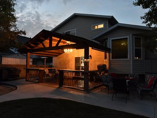 Convenient location with easy access to all resorts and downtown Salt Lake City