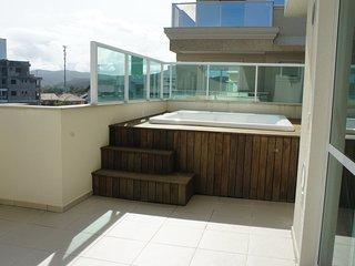 Cobertura duplex praia de Mariscal