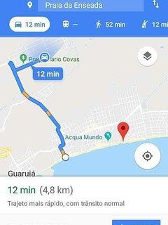 KITNET SIMPLES MOBILIADA GUARUJA