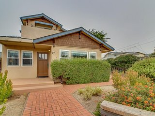 Charming home with amazing ocean views just a few moments from the beach!