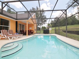 Our gorgeous private pool area
