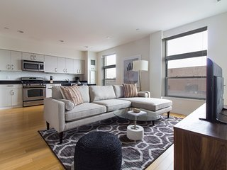 Contemporary 2BR in South End by Sonder