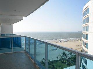 Beautiful 2 BR Oceanview Condo in Los Morros