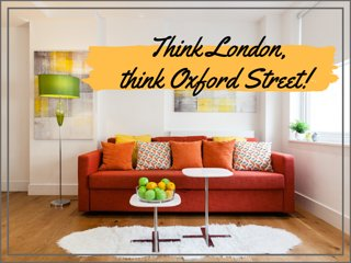 VIBRANT COULDBEYOURS! OXFORD ST QUIET DELUXE 3BED/2BATH LIFT CENTRAL LOCATION