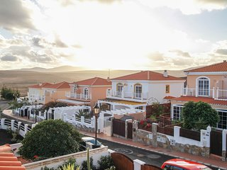 high standard, 3 bedroom villa with ocean views overlooking the golf court