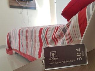 Departamento Tipo Suites  1 Dormitorio 304- T3