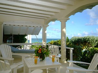Inchcape Seaside Villas - Sunset downstairs two bedrooms / two bathrooms apartme