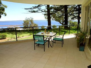 2 'Magnus Pines' 52-56 Magnus Street - stunning unit with aircon, water views &