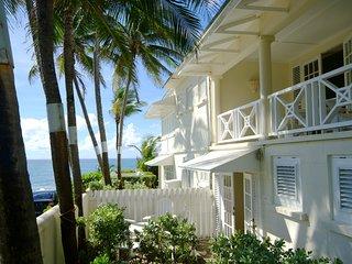 Inchcape Seaside Villas - The Garden Apartment