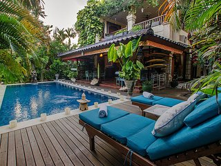 Kaja Cottage in The Heart of Seminyak - BVR