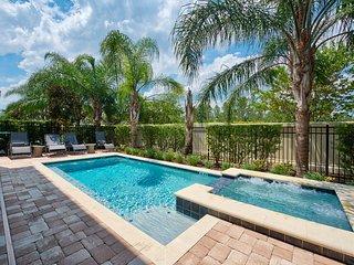 Wonderful 8 Bd w Pool & Spa at Encore Resort Close to Disney 461