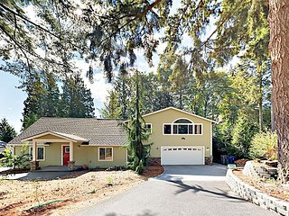 Newly Remodeled 1BR in Quiet Neighborhood w/ Patio - Near Downtown Kirkland