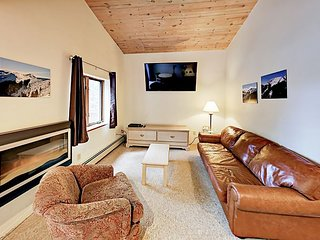 Walk 500' to Lift at Taos Ski Valley! 1BR Mountain Gem