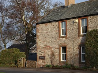 STAG COTTAGE, sandstone fronted, woodburning stove, off road parking, garden, ne