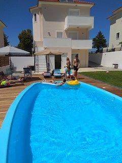 Charming Modern Villa with Pool