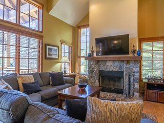 Tamarack Express | Tamarack Resort | Sleeps 8