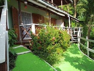 First view of Carpe Diem villa