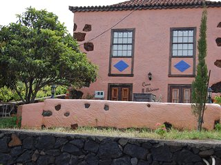 Charming Country house Puntagorda, La Palma