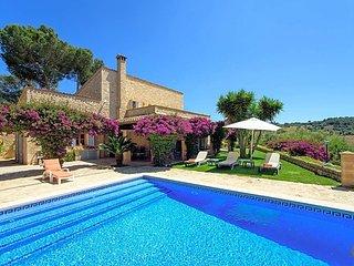 4 bedroom Villa in Son Macia, Balearic Islands, Spain : ref 5674743
