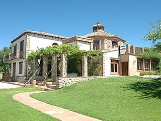 5 bedroom Villa in Granada, Andalusia, Spain : ref 5455098