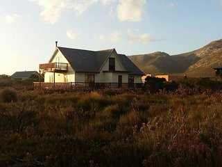 Get away to Betty's Bay and stay at Lake View House