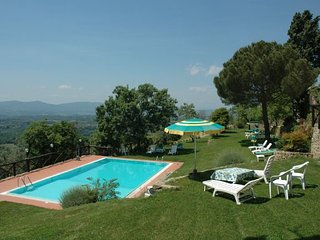 6 bedroom Apartment in Pian di Sco, Tuscany, Italy : ref 5218144