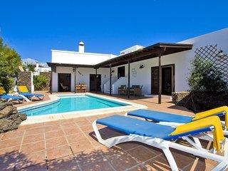 4 bedroom Villa in Puerto del Carmen, Canary Islands, Spain : ref 5675868