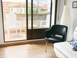 Nice one bedroom apartment with superb terrace with views to River Tormes