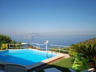 5 bedroom Villa in Termini-Sant'Agata, Campania, Italy : ref 5218151
