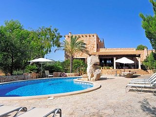 5 bedroom Villa in s'Horta, Balearic Islands, Spain : ref 5674742