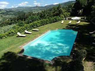 4 bedroom Apartment in Caldine, Tuscany, Italy : ref 5218511