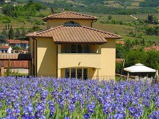 3 bedroom Villa in Strada in Chianti, Tuscany, Italy : ref 5218489