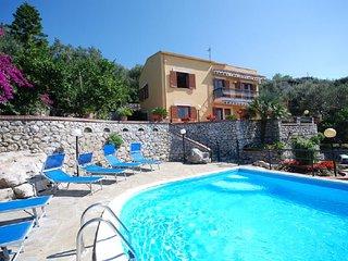 4 bedroom Villa in Conca Verde, Campania, Italy : ref 5218107