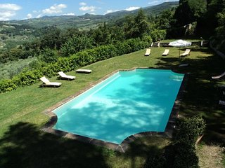 4 bedroom Apartment in Caldine, Tuscany, Italy : ref 5218511