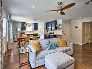 NEW! Charming Austin Home w/ Deck Near State Park!