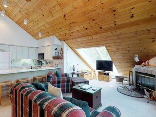 New Listing! Family-friendly condo with loft & mountain views - ski-in/ski-out