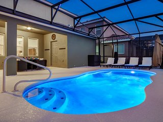 Solterra Brand New | Now Big Discounts | Heated Pool | Movie & Games Rooms
